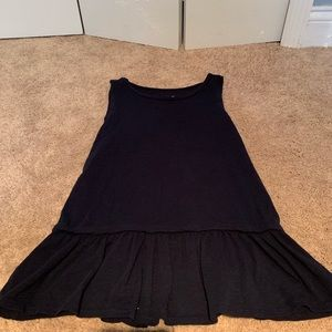 LOFT peplum top